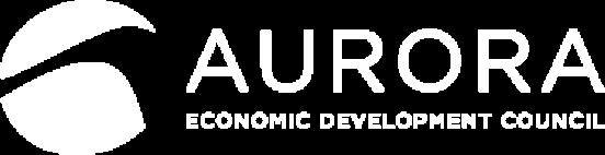 Aurora Economic Development Council logo
